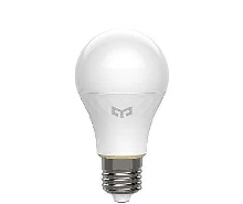Умный свет Xiaomi - Лампочка Xiaomi Yeelight LED Cold White Bulb E27 9W