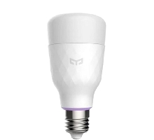 Умный свет Xiaomi - Умная лампочка Xiaomi Yeelight Smart Led Bulb Color White E27 10W